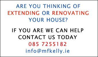 Are You Think of Extending or Renovating Your House. If you are, We Can Help. Contact Us Today